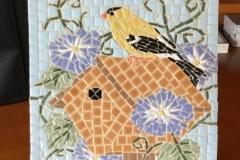 Birdhouse Trivet