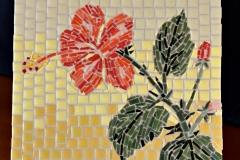 Hibiscus Trivet