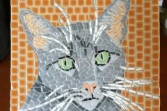 Zelda Cat Trivet